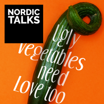 Ugly vegetables need love too