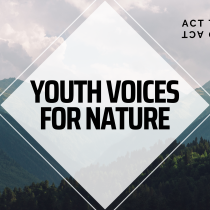 Youth Voices for Nature